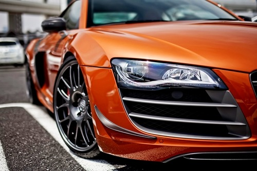 johnny-escobar:  Audi R8 GT