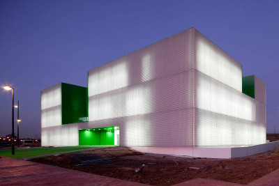 Dosmasuno Arquitectos | Social Services Center in Móstoles, Spain