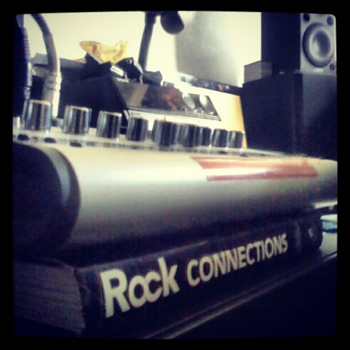 #studio #book #rock #connections #sound #desk #music #recording #record #gear #monitors #home #acoustic #musician #folk #follow #instagram #folkstagram #musogram #saturday #session #bangor #bangorni #ni  (Taken with instagram)