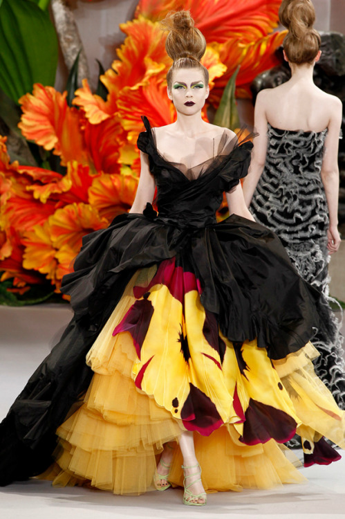 Dior Haute Couture Fall/Winter 2010