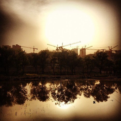 Reflections (Taken with instagram)