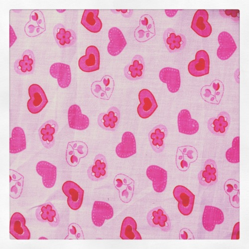 For sale now: BEAUTIFUL ALICE PINK HEARTS POLYCOTTON METRE FABRIC  http://www.ebay.co.uk/itm/150801127916