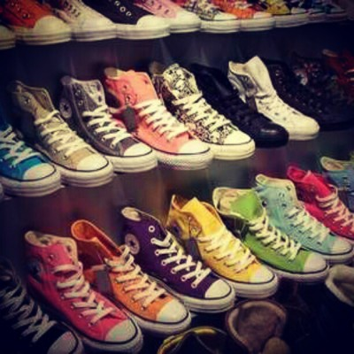 #Chucks (Taken with instagram)