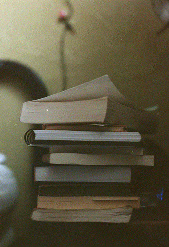 prettybooks:  (by kelsee-)
