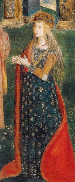 fuckyeahhistorycrushes:  Lucrezia Borgia (18 April 1480 – 24 June 1519). Everyone should read her biography. (Painting assumed to be modelled after her)