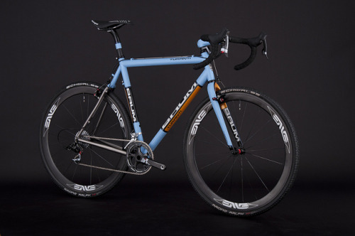 Turanti GTB78 Gulf theme by Baum Cycles on Flickr.