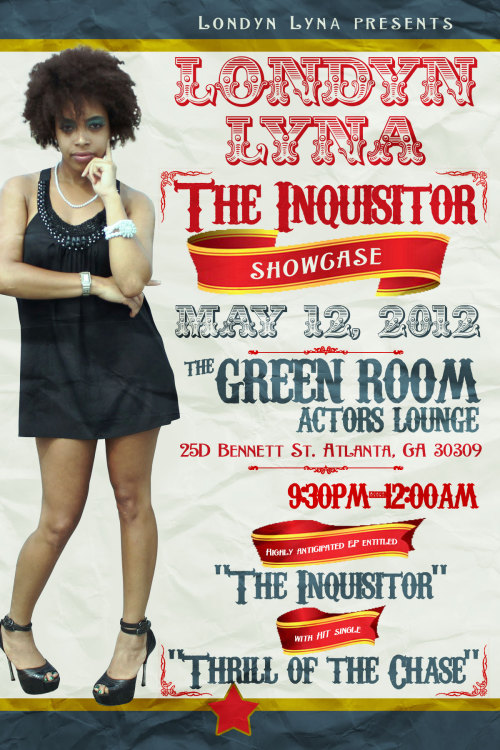 @LondynLyna - The Inquisitor Showcase 5.12.12