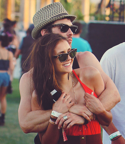 radical-illusion:  omfg Nina and Ian they are so cute<33