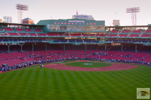 100 Years of Fenway Park.