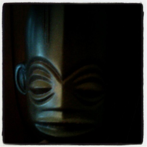 crazedmugs:  #hukilau #tiki mug 2010, designed by Kevin Kidmey (Taken with instagram)