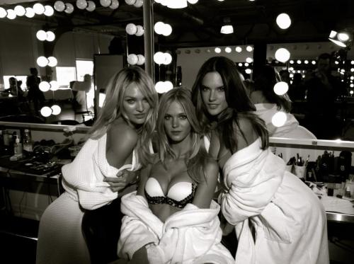 Candice, Erin and Alessandra. You will also like: Candice is an angel.