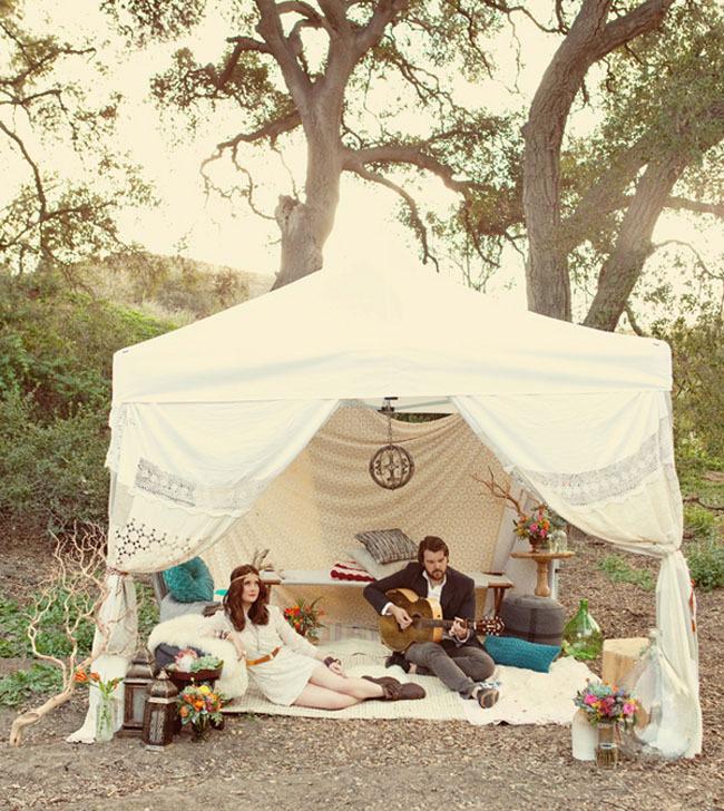 via Bohemian Wedding Inspiration Green Wedding Shoes Wedding Blog