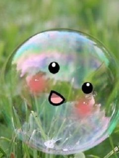 Happy Bubble