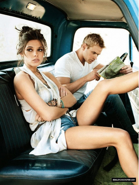 Ashley and Kellan: Women's/Men's Health