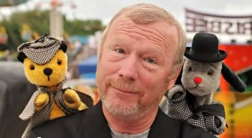 Matthew Corbett who made a guest appearance in the new series 'The Sooty Show 2011' episode 'Chocco Chimp' [Please Like my Sooty FB Page http://goo.gl.O9NzL]