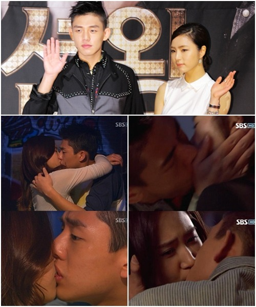 "Yoo Ah-in: ""I preferred kiss scene with Shin Se-kyung""   Yoo Ah-in confessed he preferred kiss scene with Shin Se-kyung rather than that with Yuri. On 20th, a press conference of SBS drama 'Fashion King' was held at SBS Production Center located in Ilsan, and Yoo Ah-in talked about the kiss scenes with two actresses. During the conference, he was asked which one he liked more, and Yoo Ah-in said, ""I kissed Yuri first and Shin Se-kyung was the opposite. I think it was better to be kissed rather than kissing first."" He added, ""Kiss scene with Shin Se-kyung expressed both character's feeling better, I think.""  cr. Yahoo Omg & SBS News"