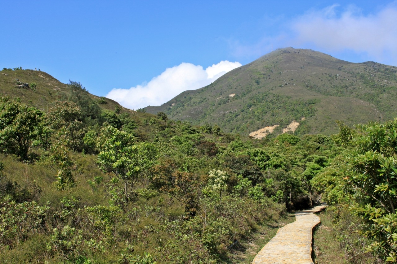 Lantau Trail Hong Kong, China