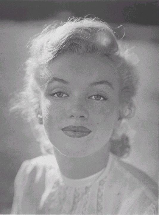 J.R Eyerman, photograph of Marilyn Monroe