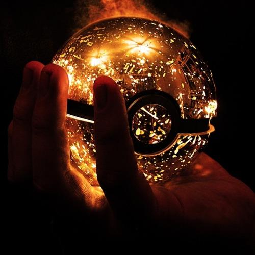 fire pokeball pokemon gold siver nintendo perfect fav catch them all