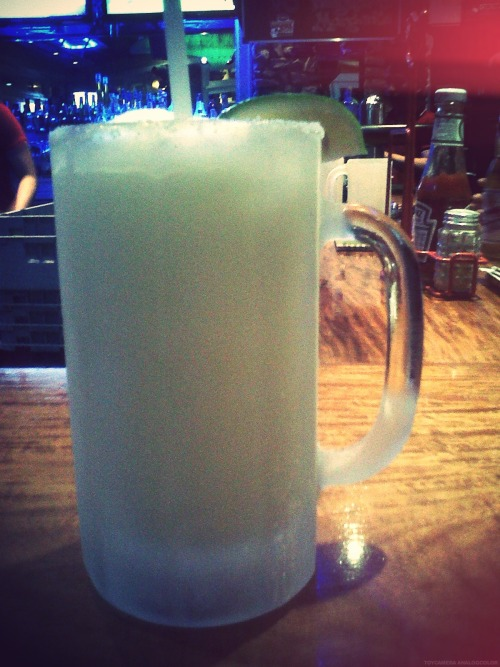 Top Shelf Margarita Chili's, Tomas Morato15 April 2012