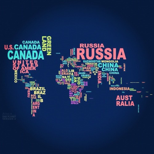 #map #world #country #philippines #earth #asia #europe #africa #australia #northAmerica #SouthAmerica  (Taken with instagram)