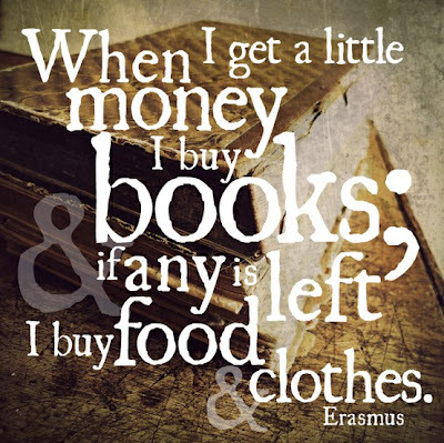 me too. 1st books, then chocolate and green tea, then pleated skirts.