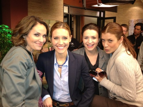 everythingppp:  Amy Brenneman, KaDee Strickland, Caterina Scorsone, and Kate Walsh