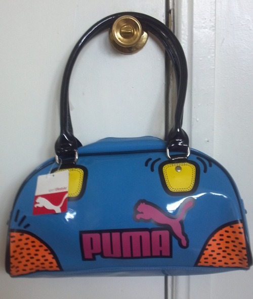 BRAND NEW PUMA SATCHEL BAG FOR ONLY $40 FREE SHIPPING