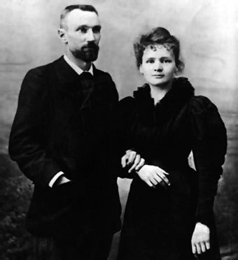 Introduction         Pierre Curie was born in France May 15th, 1859. Curie was destined to be an amazing individual who would assist in making revolutionary findings that have contributed to science for years to come. Pierre Curie was born into a family of intelligent individuals, his family has had a past history with science being the grandson and son of physicians. Curie's family history influenced him to conduct experiments as a young boy. In his later years he was able to work with many individuals that helped he and his wife with these magnificent findings that are still being used today.