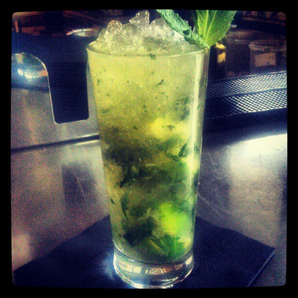 Mojito Type of Day  (Taken with instagram)