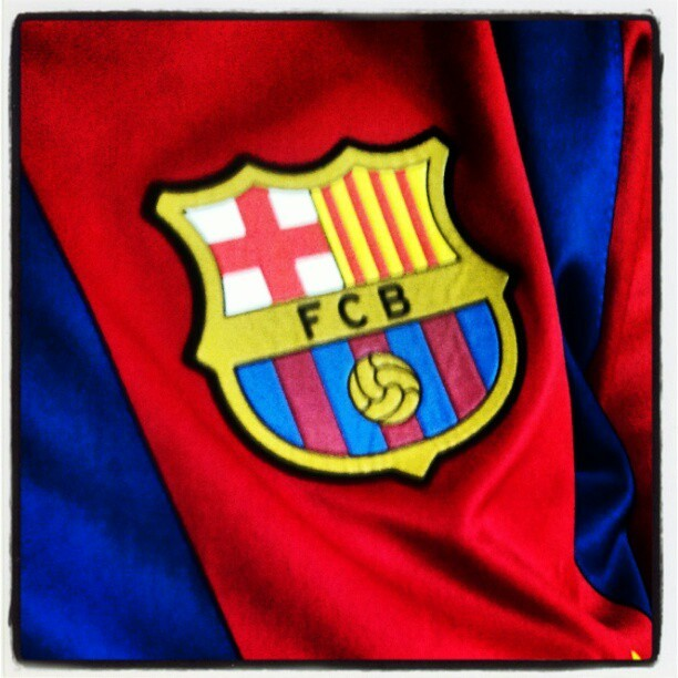 Ready for The Match! #Barcelona #igersbcn #ubiquography  (Tomada con instagram)