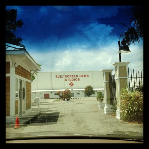 Screen Gems Studios! (Taken with Instagram at Screen Gems Studio)