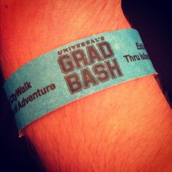 #gradbash2012  (Taken with instagram)