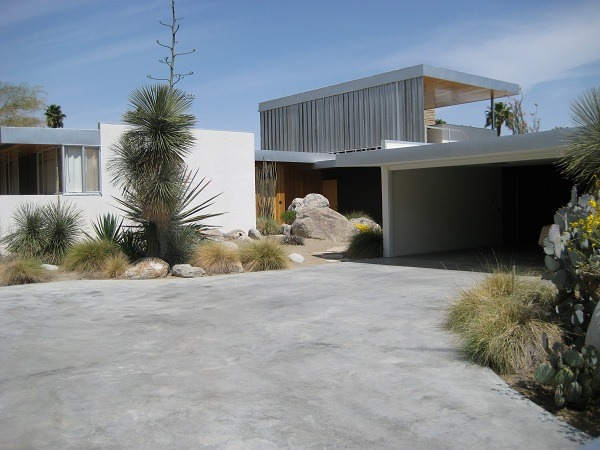 Kauffman House - Palm Springs, California - Desert modernism