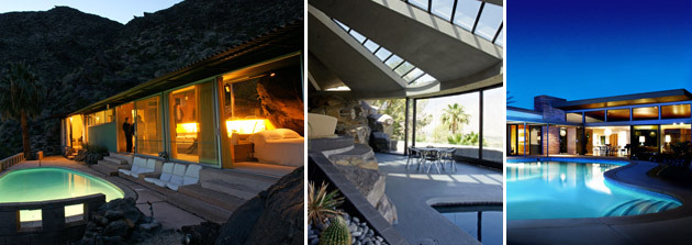Palm Springs Desert Modernism