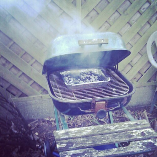 BBQ time!! (Taken with instagram)
