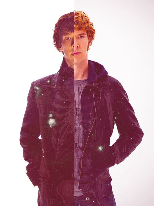 It's been said that you're similar to Sherlock. Are you? I'm like every character I've ever played. There is an awful lot of me that's not like Sherlock but that's the me to share with those I know and love.