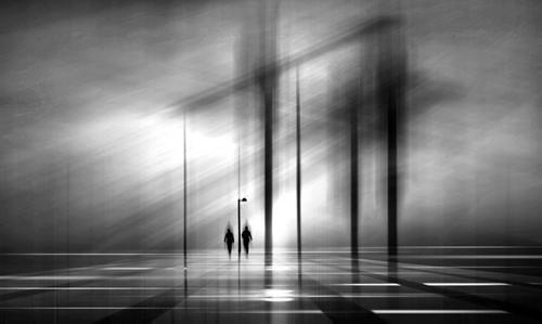 black-and-white:  Photography by Josh Adamski