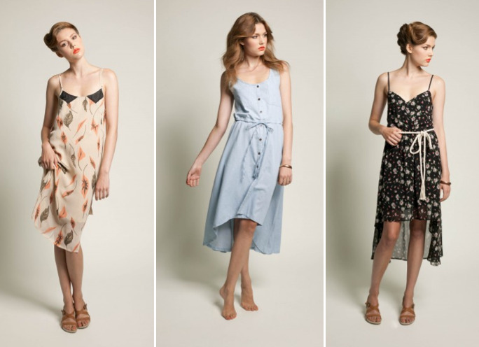 New Covet summer dresses! In-store.