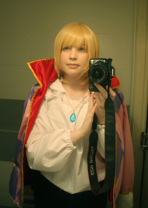 Excuse me and my herp-derp-face. But guys. I got my cosplay to Tampere Kuplii done. 2 weeks earlier even, u mad? Now I can focus to making my Sanada Yukimura cosplays (yes I'm going to make 3 different versions).