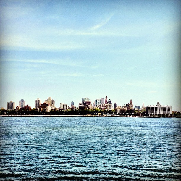 Hi, Brooklyn. (Taken with instagram)