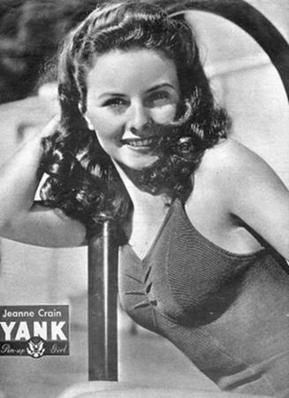 vintagechampagnefever:  Yank magazine pin up