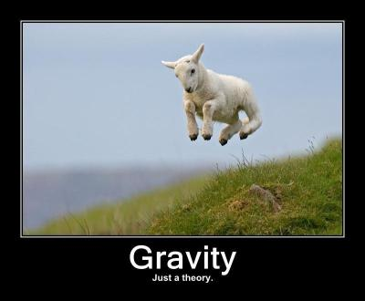 quantumaniac:  Gravity