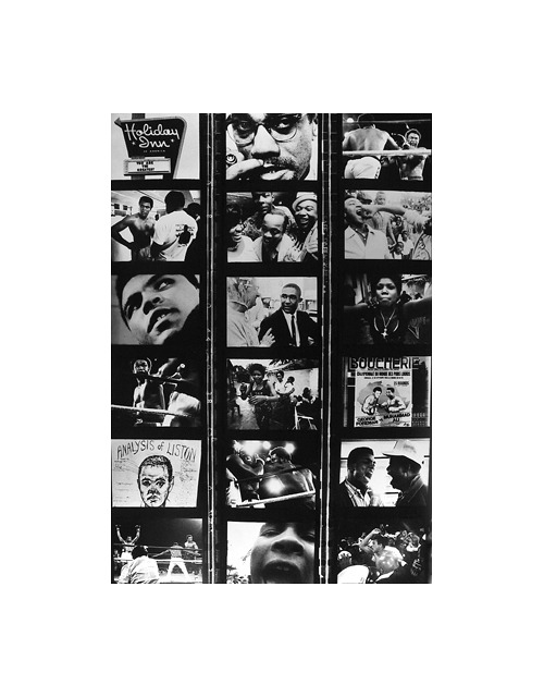 magnificentruin:  William KleinFrames from Muhammed Ali the Greatest 1964