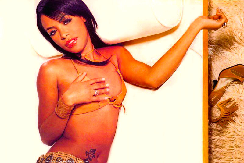 Beautiful Aaliyah! :)