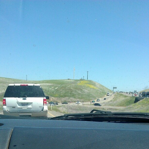 Uh so yeah were going backwards on the Altamont #sweet #late (Taken with instagram)