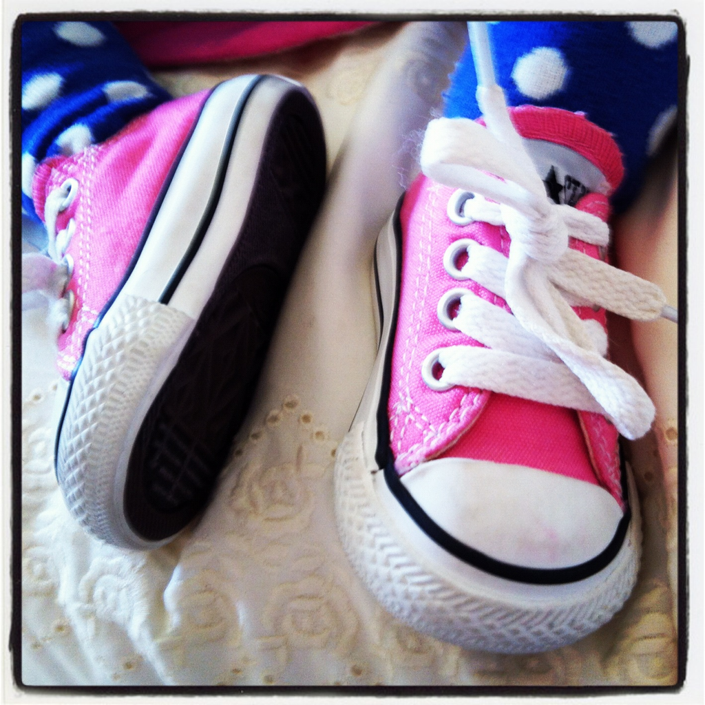 My First Converse / These are the tiniest, smallest, cutest things ever!  converse.com