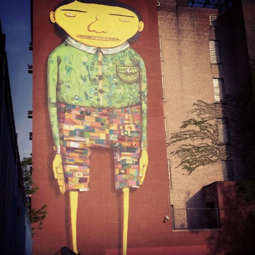 #Chelsea #nyc #art #amazeballs  (Taken with instagram)