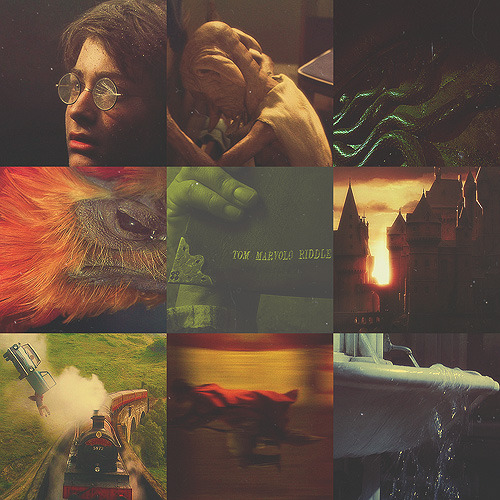 Hearing voices no one else can hear isn't a good sign, even in the wizarding world