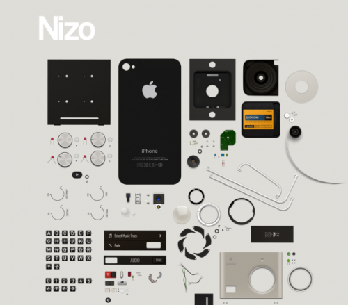 visualgraphic:  Nizo